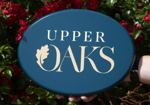 Shaped Painted House Signs| The Sign Maker Shop